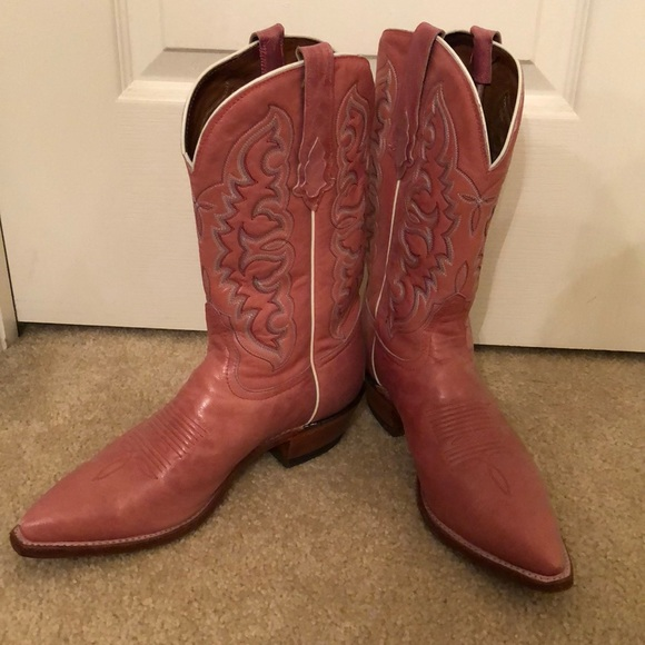 Shoes - Pink Boots